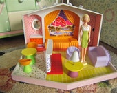 Barbie Miniature Dream House
