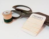 Sand Stripe Ribbon 1 metre (1.09 yards) - UK Manufacture