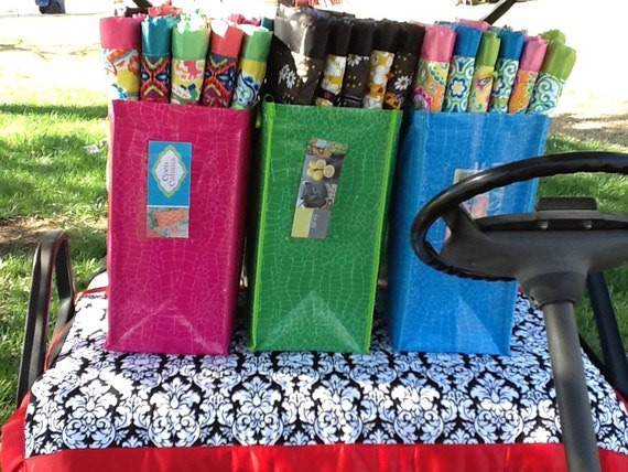 Ladies Golf Gifts ,Golf Cart Seat Cover,Quilt,  men's golf gifts, Monogramming available. Www.prettifulcovers.com