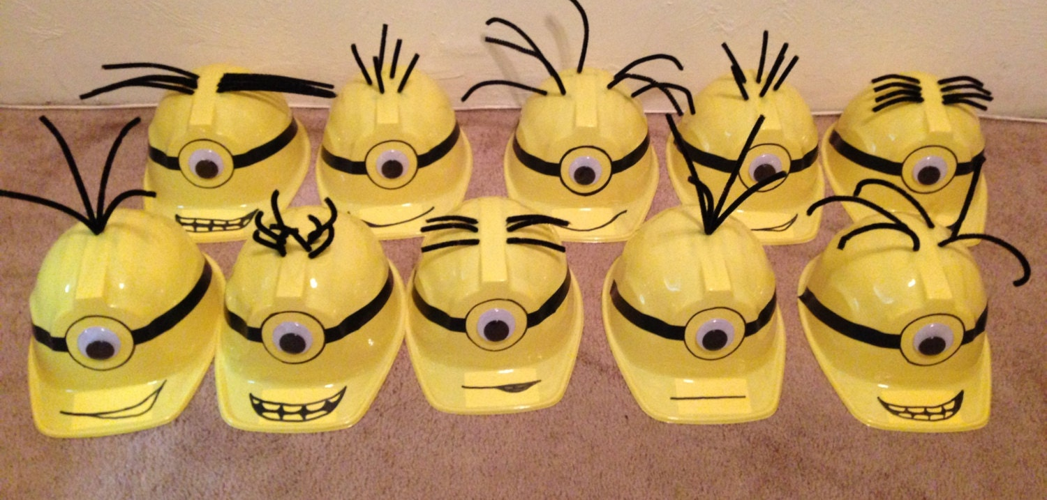 Minion GirlsFree Party Printables  Oh My Fiesta! in english