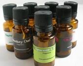 Spearmint Fragrance Oil, Mint Scented Oil, Spearmint Oil Burner Fragrance