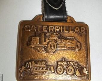 caterpillar watch fob
