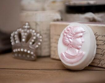 Cameo Soap