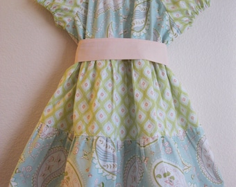 Girl's Twirly Easter Dress-Just One Left