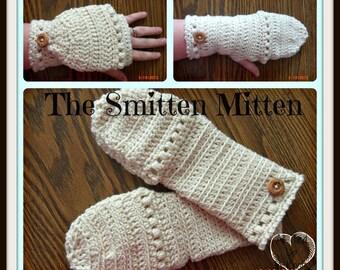 Crochet Smitten Mitten