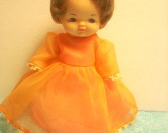 Vintage Cute Doll