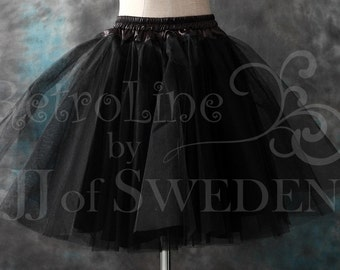 Handmade Petticoat in hard tulle. Gives volume and elegance to your dress. M / L / XL