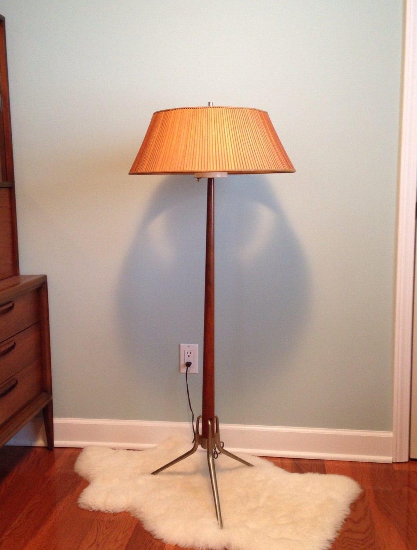 Mid Century Danish Modern Floor Lamp