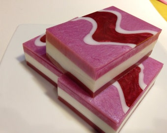 Strawberry Bar Soap