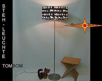 Floor lamp africa design TOMBOM black african lamp