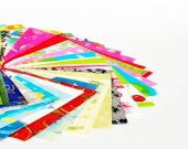 Set of 40 Various Patterns Paper Napkins