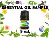Essential Oil Frankincense 5 ml. Sample - Certified Pure Essential Oil - Aromatherapy Essential Oil - Earth Botanics - Essential Oil Sample