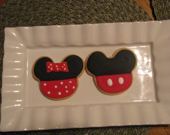 Mouse Ear Cookies