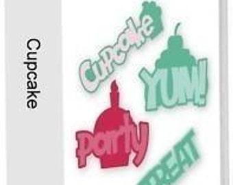 Cupcake Lite, NEW Cricut Cartridge