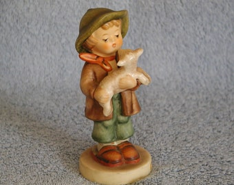 Hummel Figurine The Lost Sheep 1962