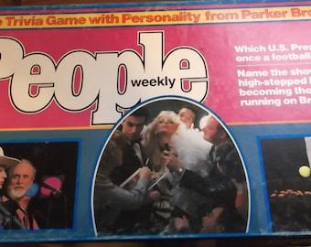 People Magazine board Game