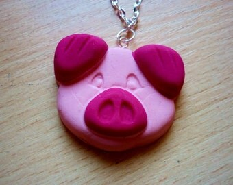 Pig Sweets Necklace