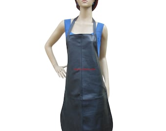 Women's Leather Apron BWP001 Custom Made To Order