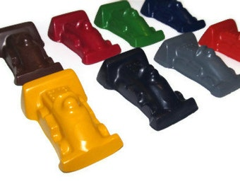 Race Car Crayons set of 20 - party favors