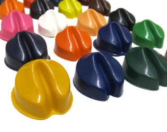 Fortune cookie crayons set of 20 - party favors