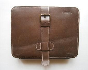 IPad Case, IPad Genuine Leather Case, IPad Sleeve, IPad Hand Bag, IPad Hand Briefcase, Handmade IPad Bag
