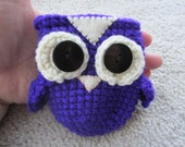 CUSTOM LISTING for moarcant - Owl Coin Purse from Zelda