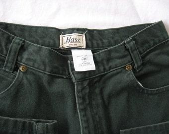 Vintage Bass Jeans