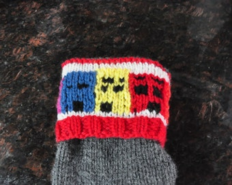 Hand Knit Newfoundland Socks