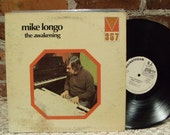 mike longo / the awakening / promo vinyl LP record Mainstream 357 / stunning NM vinyl record
