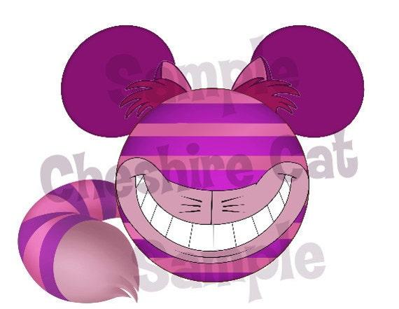 Printable Cat Ears Alice In Wonderland
