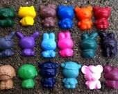 18 Piece  Kitty Crayons