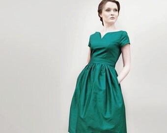 R.O.S.E cotton dress