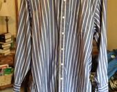 Vtg. YVES SAINT LAURENT Button-up Shirt