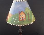 COUNTRY LAMPSHADE