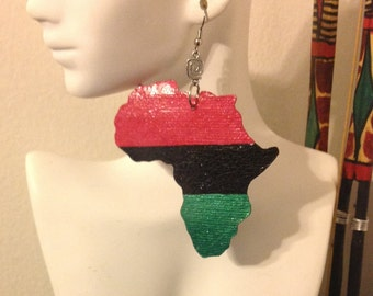 Red, Black & Green Africa