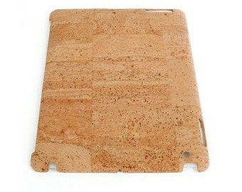Cork cover for iPad