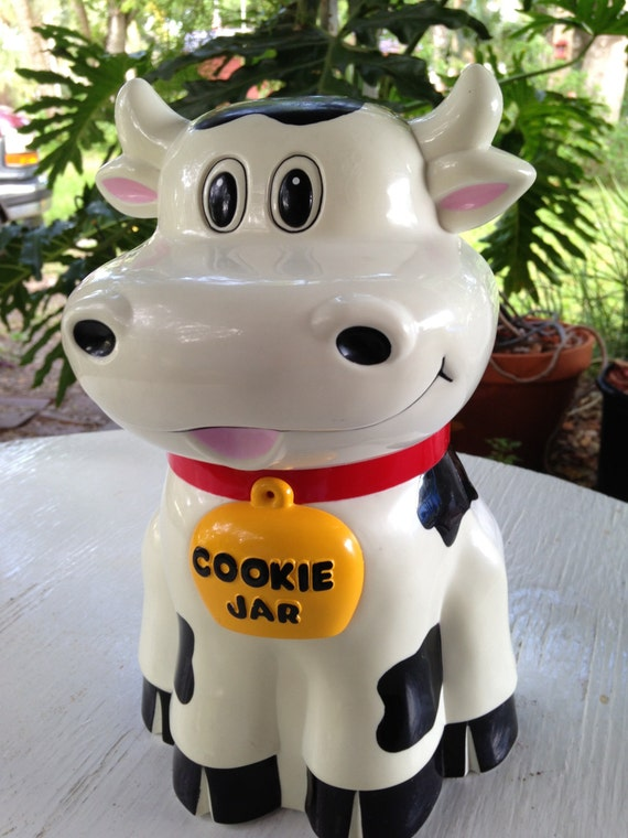 Talking Cow Cookie Jar Black and White Mooing Cookie Jar : il570xN454907955aoni from www.etsy.com size 570 x 760 jpeg 95kB
