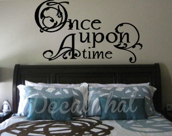 Once Upon A Time Decal