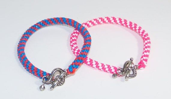 braided gimp bracelets - photo #1