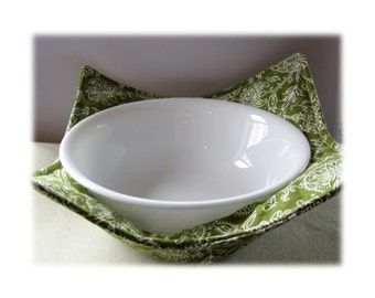 Pot Holder Microwave Bowl Cozy Kitchen Utensil Table Protector Kitchen Accessory Finger Saver Gift