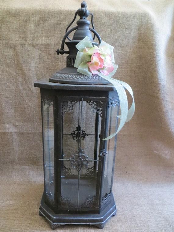 ... Wedding Lantern Card Holder, Money Holder, Card Box, Wedding Lantern