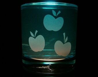 Applejack Cutie Mark - Rocks Glass