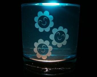Cheerilee Cutie Mark - Rocks Glass
