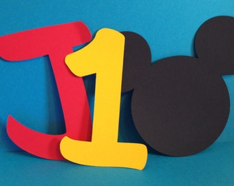 "20 5"" Disney Font Letters or Numbers"