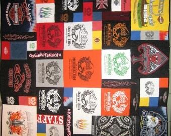 Custom t-shirt Quilt Deposit