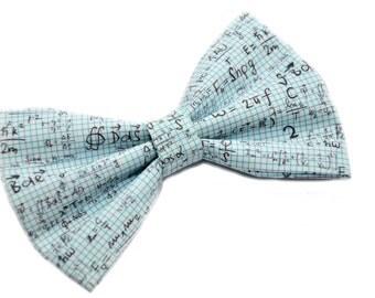 Mathematical Themed Hair Bow