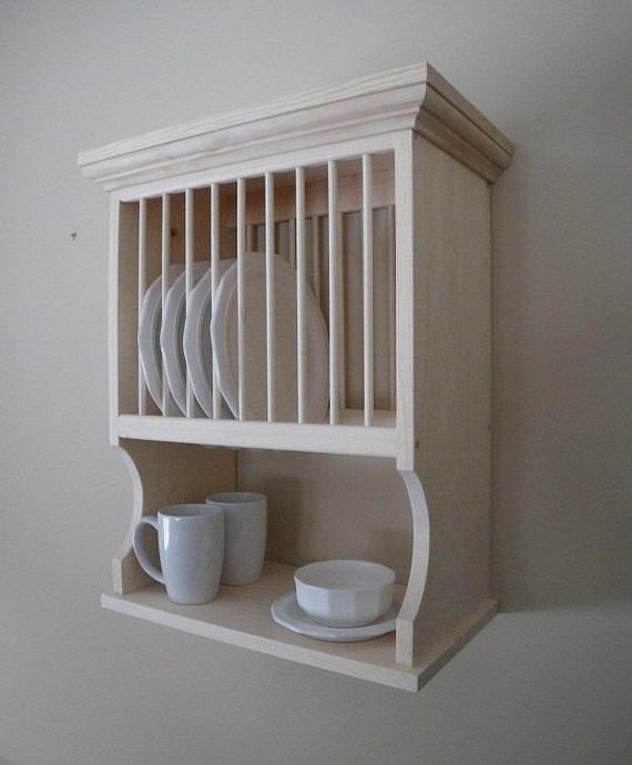 Wooden Wall Mounted Plate Racks Uk