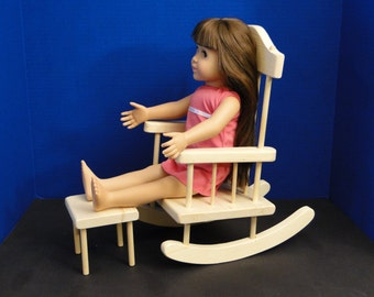 Rocking Chair for 18 inch/AG Dolls (0103)