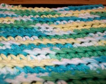 Crocheted Dish Cloths or Wash Cloth