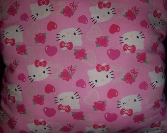 Hand-made Hello Kitty throw pillow